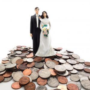 חשבתם שלהתחתן זה יקר? חישוב דמי המזונות