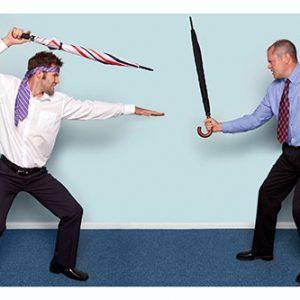 מלחמה ושלום- פירוק העסק ויחסי השותפים