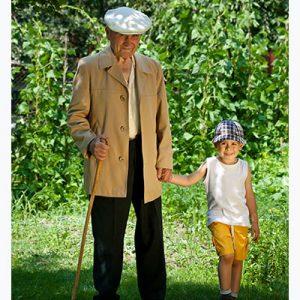 איך לשמר את מערכת היחסים עם הנכדים גם כשילדינו מתגרשים?!