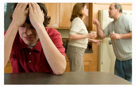 מה שגירושין קשים עושים לילדים