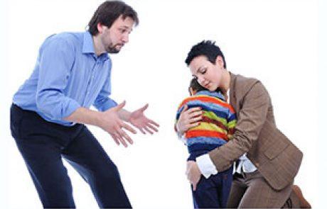 גירושין בגישור או נזק לילדים? / רוני שלום